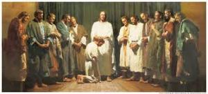 Christ calls Apostles