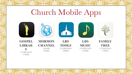 apps of the church